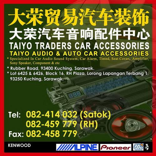 Taiyo Advertisement