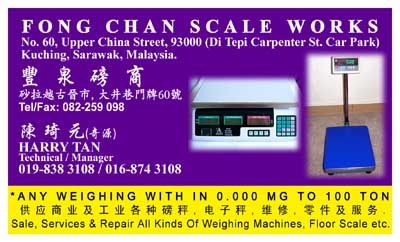 Fong Chan Scale Work