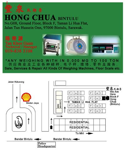 hong Chua-Bintulu