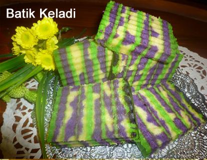 Batik Keladi
