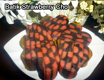 Batik Strawberry Cho