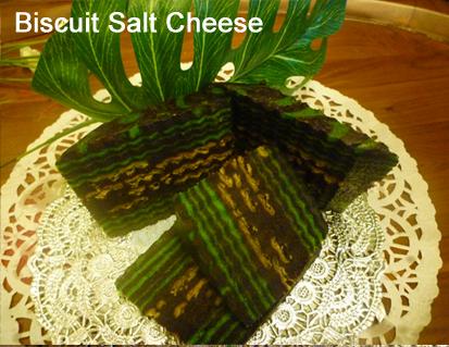 Biscuit Salt Cheese