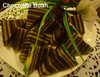 Chocolate Buah