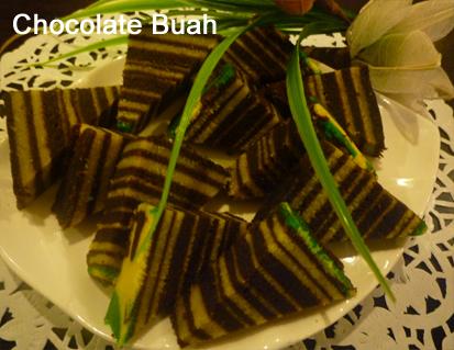 Chocolate Buah