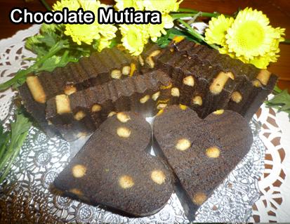 Chocolate Mutiara