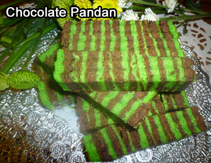 Chocolate Pandan
