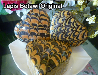 Lapis Betawi Original