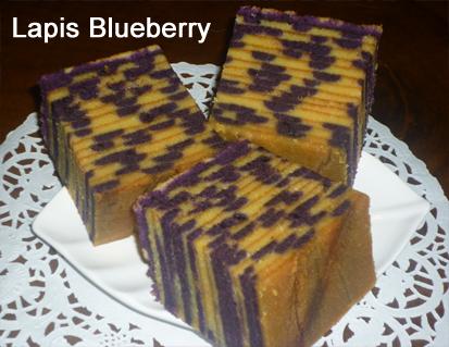 Lapis Blueberry