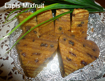 Lapis Mixfruit