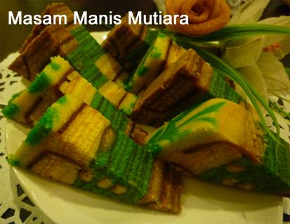 Masam Manis Mutiara
