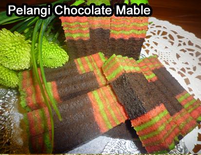 Pelangi Chocolate
