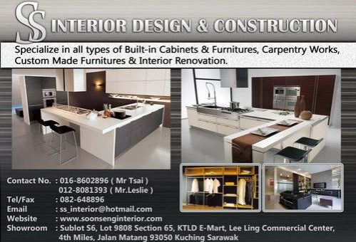 Ss Interior Design And Construction