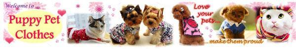 puppypetclothes
