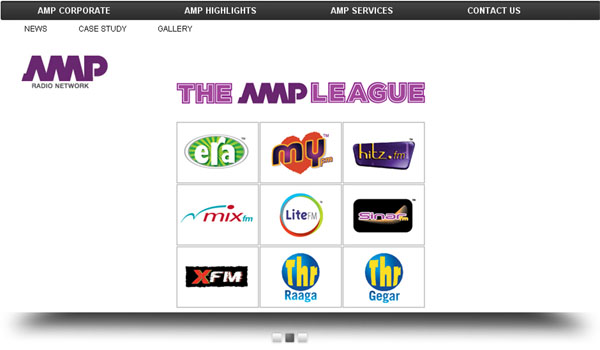 Airtime Management & Programming Sdn Bhd (AMP)