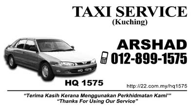 Arshad Taxi Service - HQ 1575