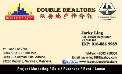 Double Realtors-Jacky Ling