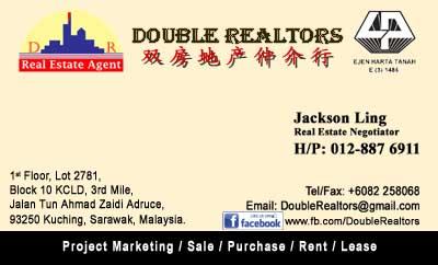 Double Realtors-jackson ling