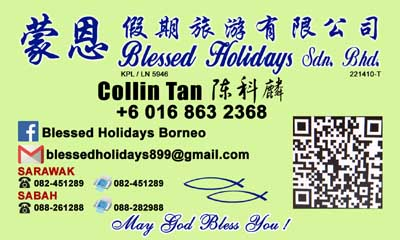 Blessed Holidays Sdn Bhd