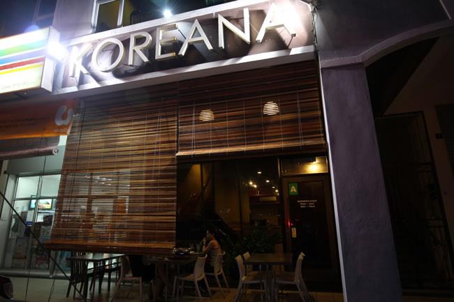 Koreana Restaurant (Kuching)