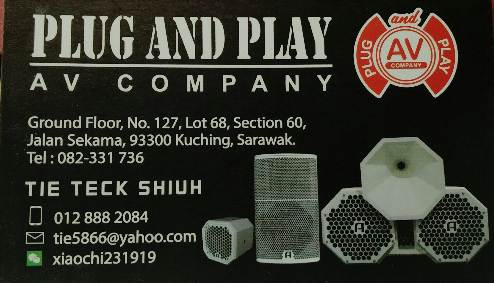 Plug And Play AV Company (KCH)