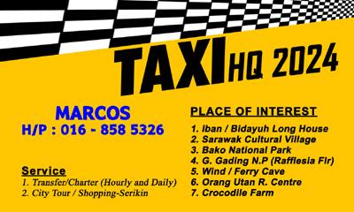 Taxi Service HQ2024