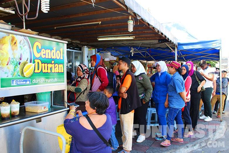 Cendol Durian Runtuh CowKit (Kuala Lumpur)