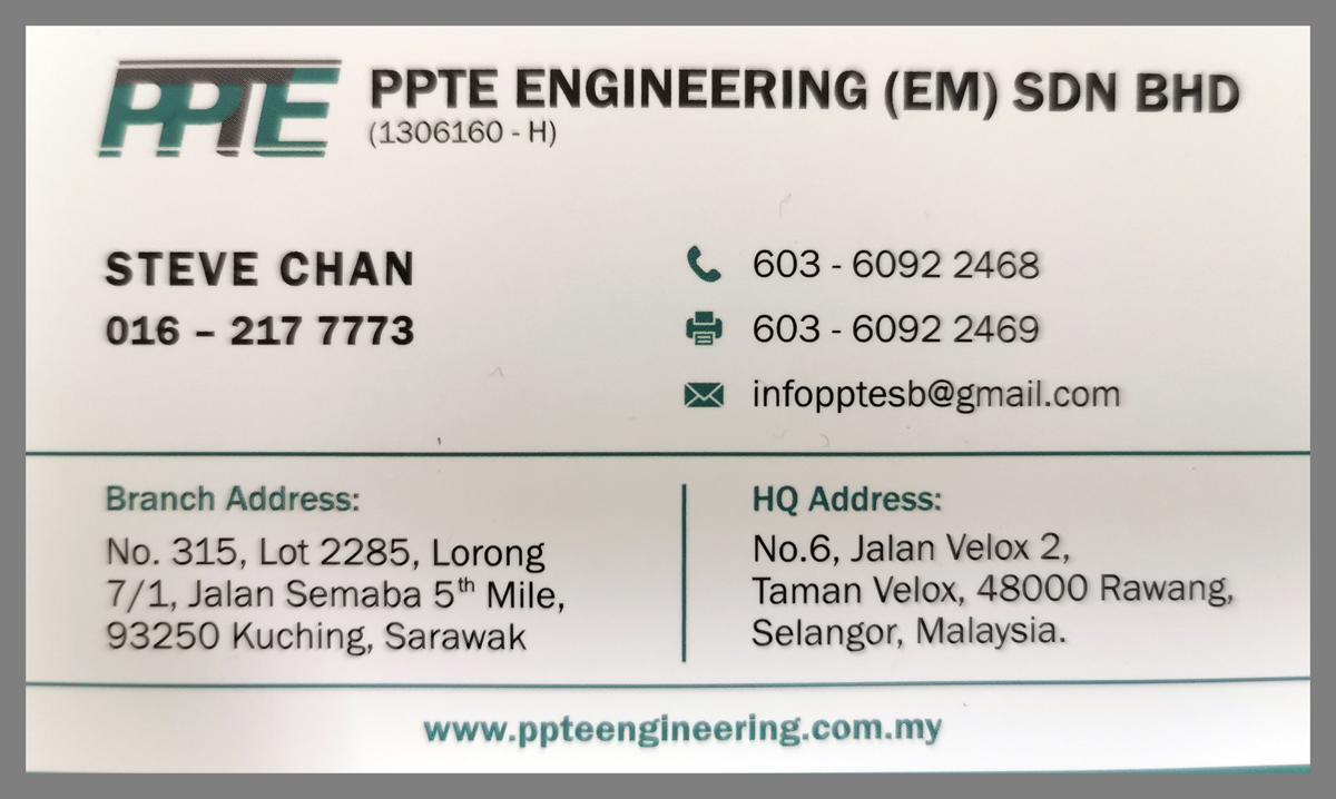 PPTE Engineering (EM) Sdn Bhd