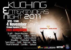 2011 Kuching Entertainers Night