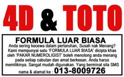 4D & Toto