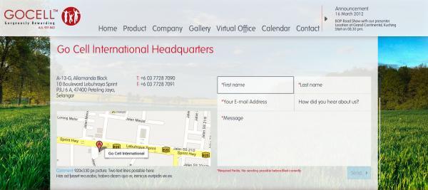 GO CELL International Sdn Bhd (895808-D)