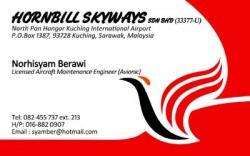 Hornbill Skyways Sdn Bhd