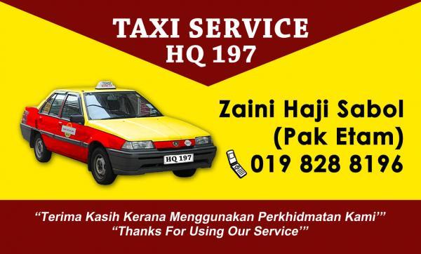 Taxi service (Hq197)