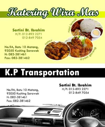 Katering Wira Mas / K.P Transportation