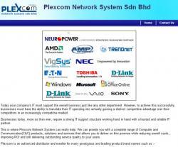 Plexcom Network System Sdn Bhd
