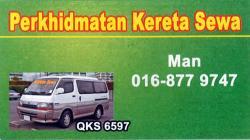 Perkhidmatan Kereta Sewa-(Kuching)