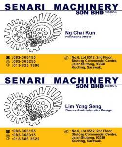Senari Machinery Sdn Bhd