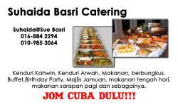 Suhaida Basri Catering (KCH)