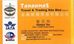 Tanahmas Travel & Trading Sdn Bhd