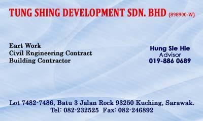 TUNG SHING DEVELOPMENT SDN. BHD