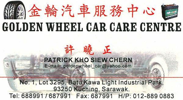 Golden Wheel Car Care Centre
