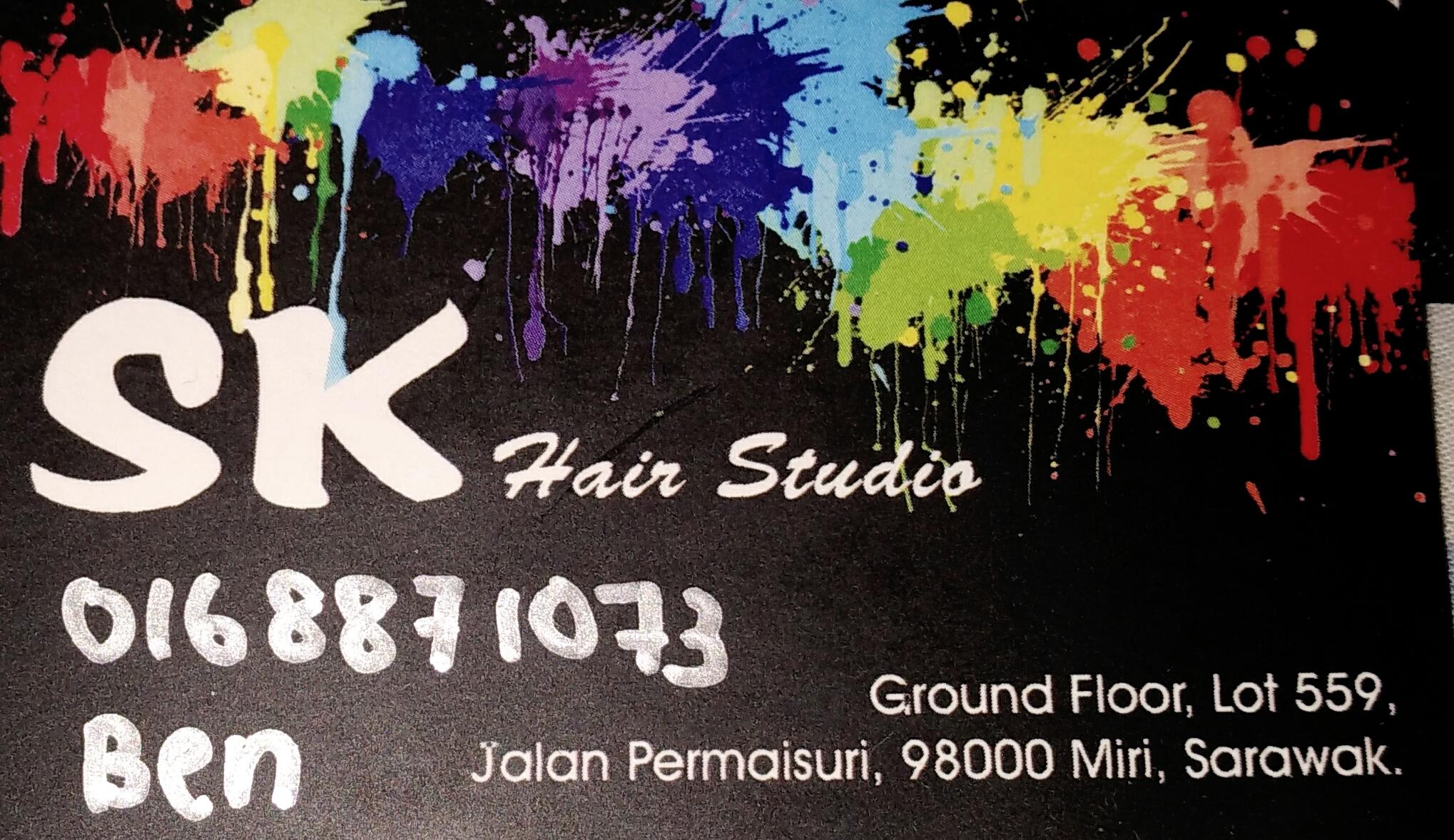 SK Hair Studio (Miri)