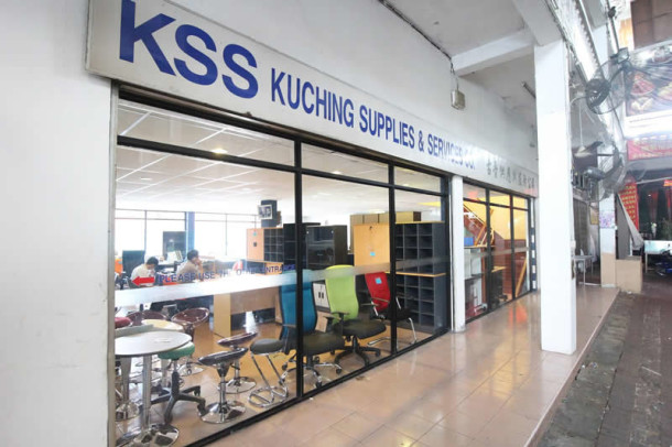 Kuching Supplies & Services (KSS)