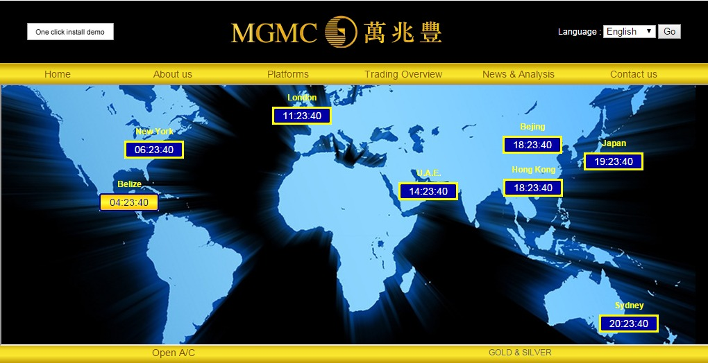 Marigold Global Markets Corporation (MGMC) (HongKong)
